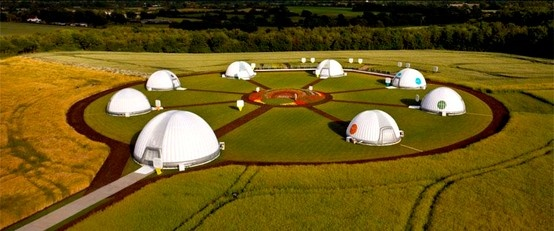 A UNIQUE #FESTIVAL SITE  #Inflatable #Temporary #Structure #Events http://www.brandinteractivation.com/