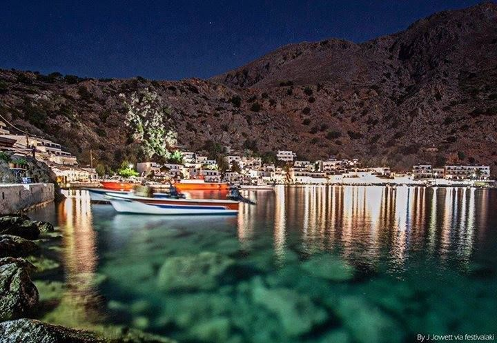 Sfakia, Loutro, Chania, Crete http://www.rooms-2-let.com/ http://instylevillas.net/