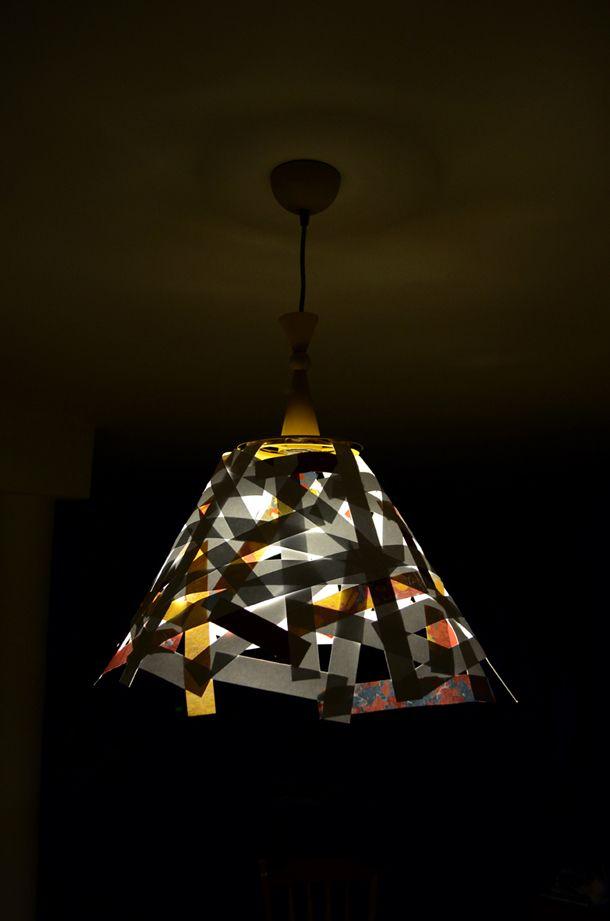 Paper lights - Andorka Timea