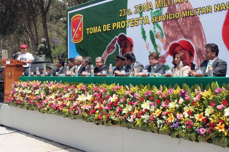 CONMEMORAN AUTORIDADES ESTATALES Y MILITARES 152 ANIVERSARIO DE LA BATALLA DE PUEBLA                            El Secretario de Gobierno, Ernesto Ordoñez Carrera, en representación del Gobernador del Estado, Mariano González Zarur,  y el Comandante de la XXIII  Zona Militar, Alejandro Pinacho López, encabezaron la ceremonia conmemorativa por el 152 aniversario de la Batalla de Puebla.