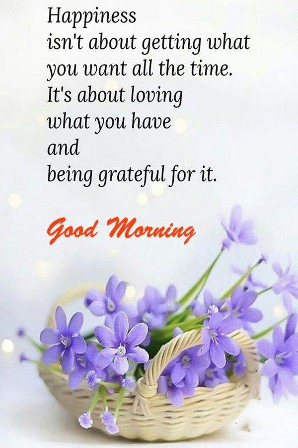 Good Morning Msgs