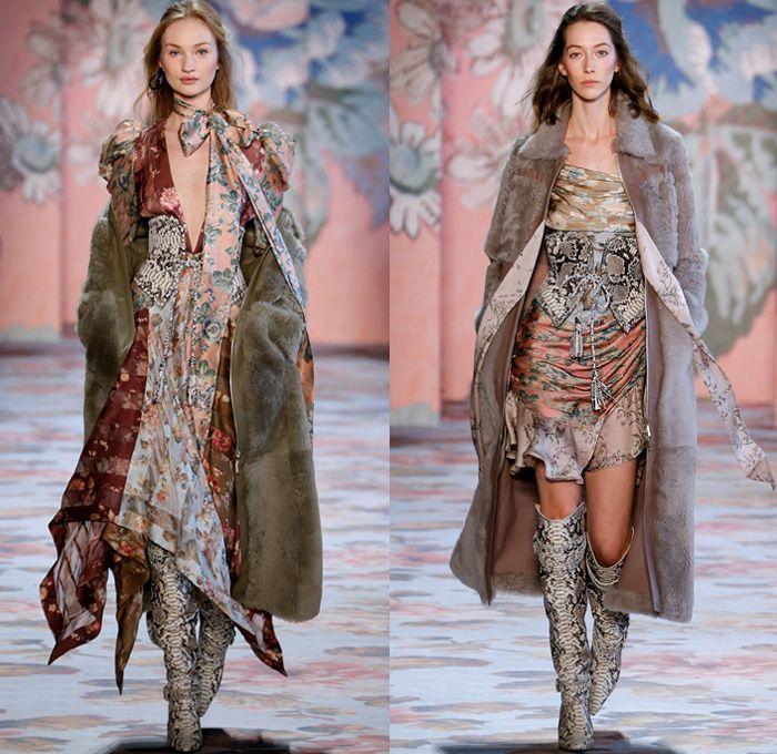 81bd5dafd718 Zimmermann 2018-2019 Fall Autumn Winter Womens Runway Catwalk Looks - New  York Fashion Week