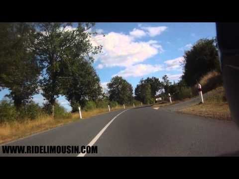 Ridelimousin Motorcycle Touring Holidays in France