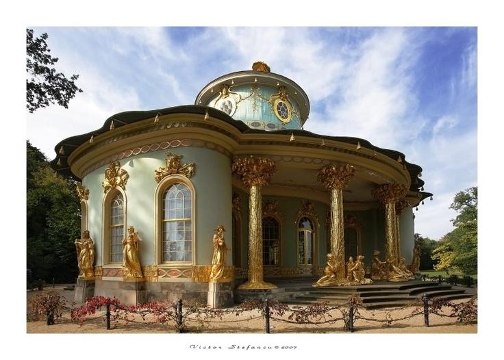 Chinese tea house Potsdam.