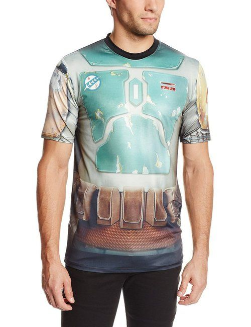 Boba Fett Performance Athletic Sublimated T-Shirt
