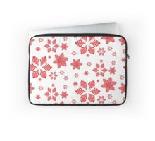 red stars Laptop Sleeve