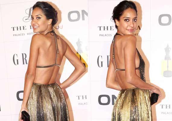 Sophie Choudry, Esha Gupta flaunt sexy legs, wear high slit dresses at The Grazia Awards (see pics)