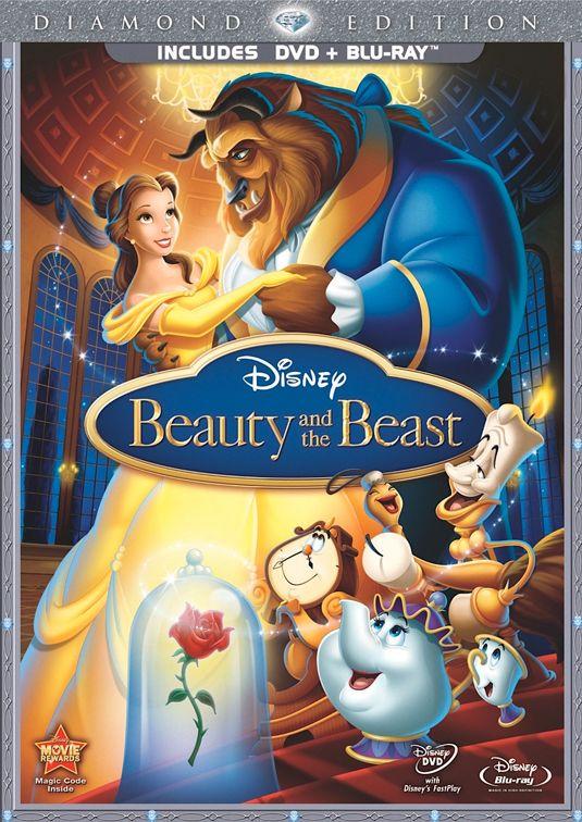 Beauty and The Beast (La bella e la bestia) - Disney (1991)
