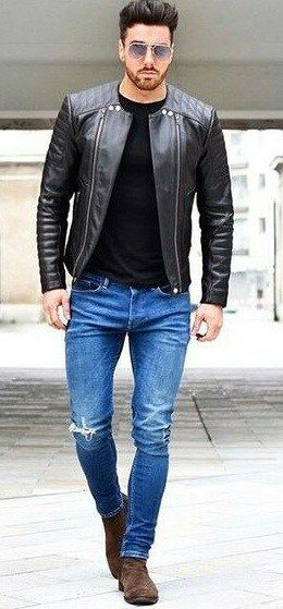 What To Wear With Blue Jeans Men | www.pixshark.com ...