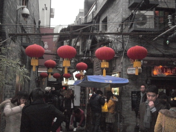Day 14 - French Concession, Shanghai