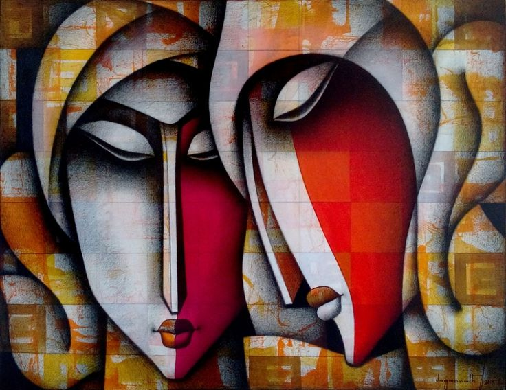 Jagannath Paul | Paintings by Jagannath Paul | Jagannath Paul Painting - SuchitrraArts.com