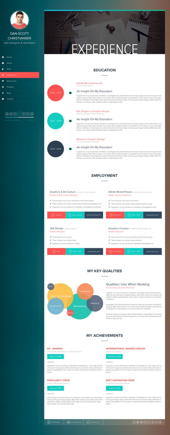 17 best ideas about web designer resume on pinterest cover letter tips resume and resume tips