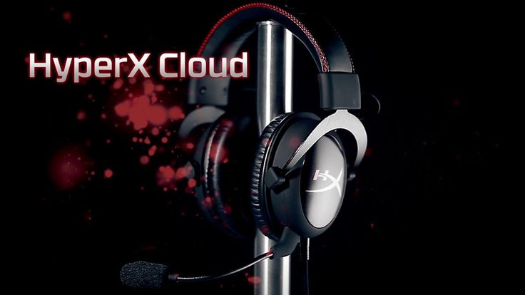 The Hyperx cloud gaming headset is a great designed ps4 and ps3 compatible gaming headset!