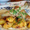 Le poulet Vallée d'Auge, une recette classique normande ? + recette du bouillon de poule maison