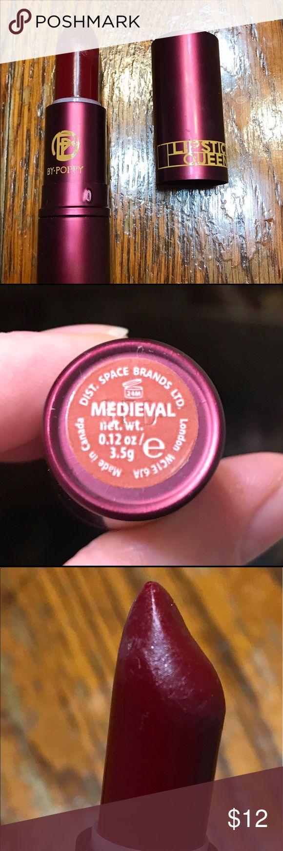 Lipstick queen medieval Lipstick queen medieval lipstick.  GUC as shown. Makeup Lipstick