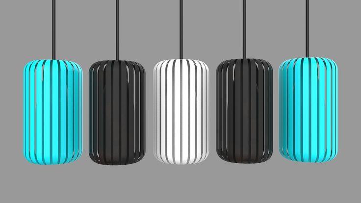 Fab Lab Barcelona Lamp - SOLIDWORKS,STL - 3D CAD model - GrabCAD