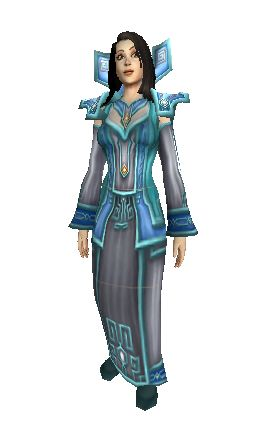 Vestments of the Devout (Recolor) - Transmog Set - World of Warcraft