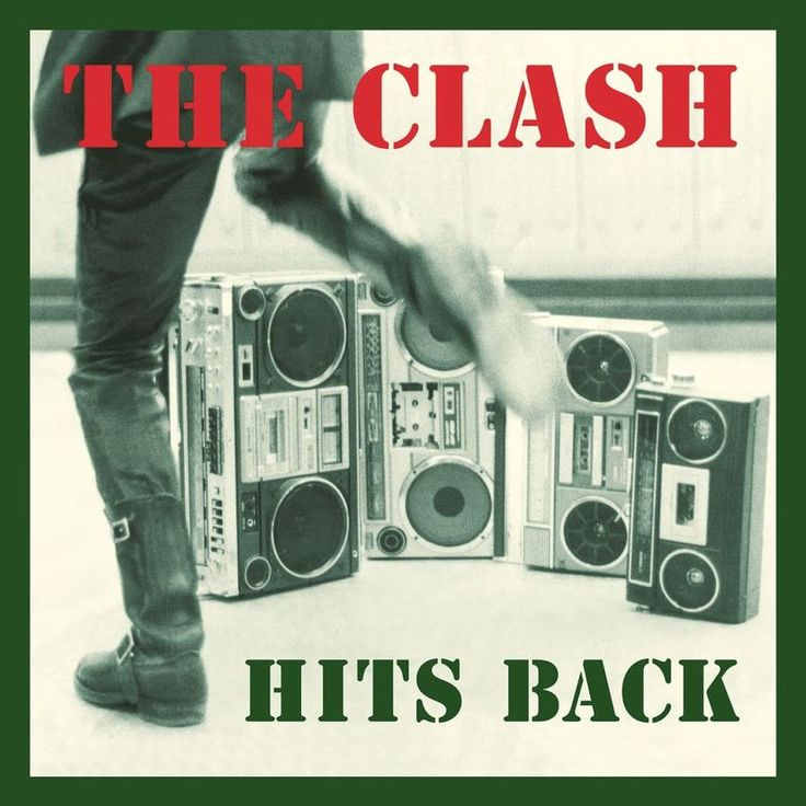 Rock the Casbah (Bob Clearmountain Mix) by The Clash - Hits Back