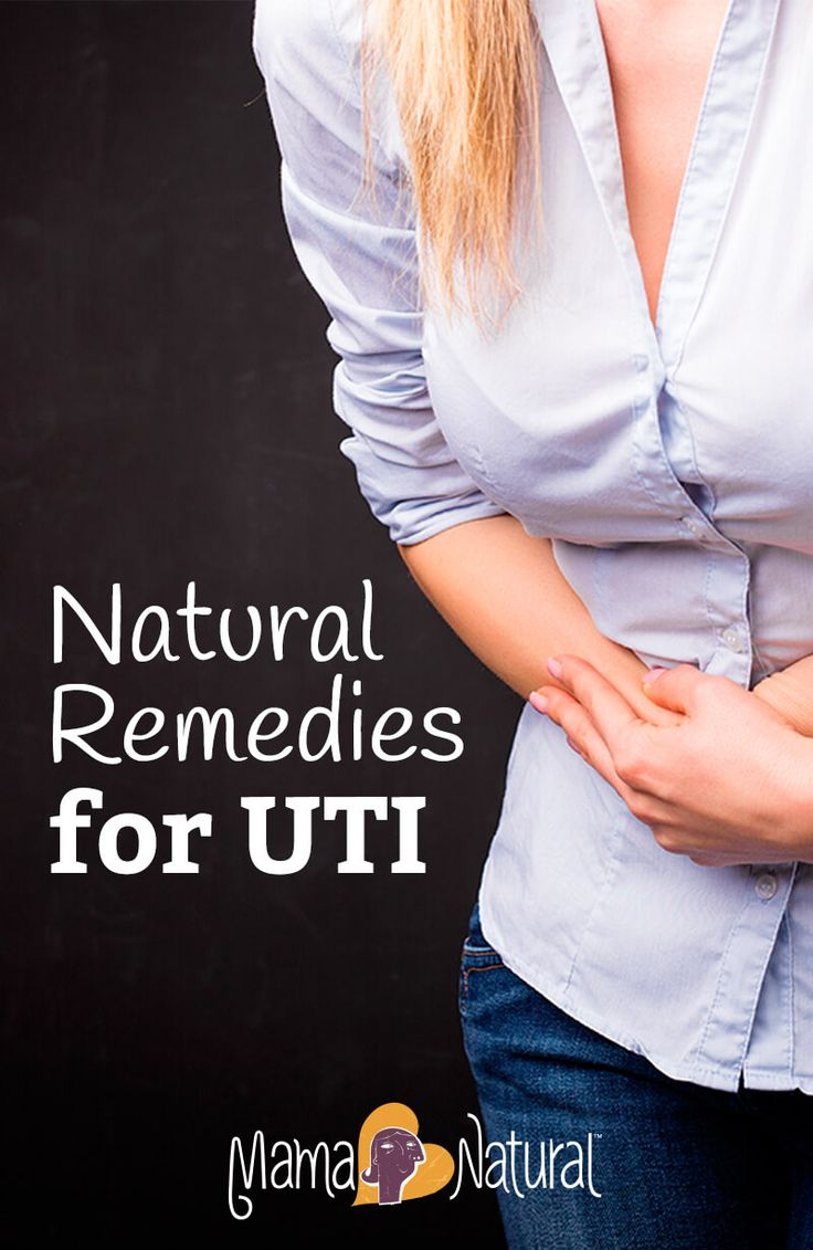 Natural Remedies To Cure Uti During Pregnancy