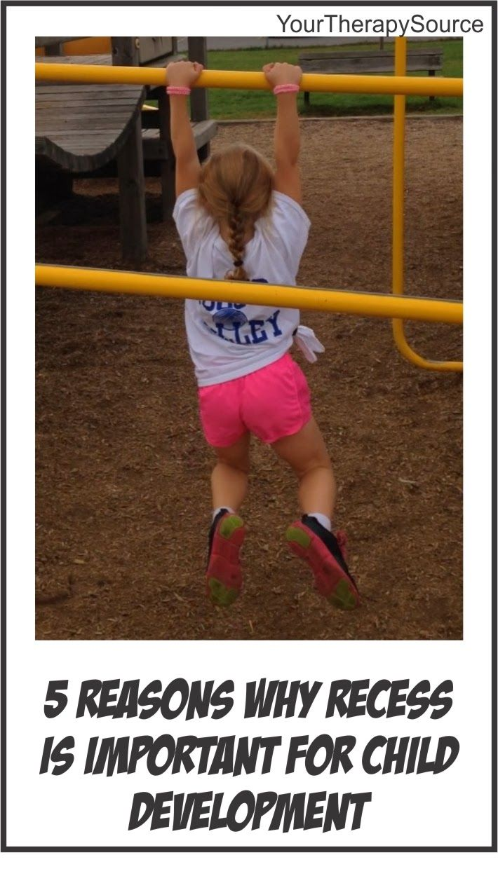 Your Therapy Source – www.YourTherapySo…: 5 Reasons Why Recess is Important fo… – YourTherapySource