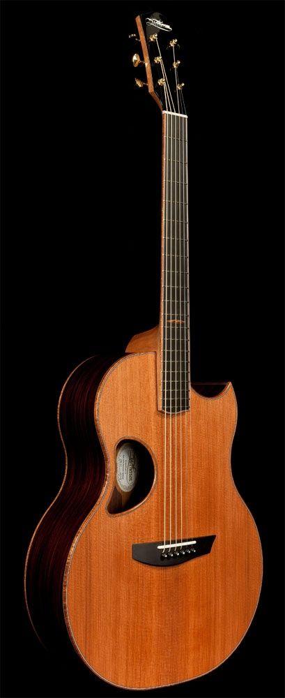 frettedchordophones: McPherson acoustic Guitar =Lardys Chordophone of the day - a year ago --- https://www.pinterest.com/lardyfatboy/