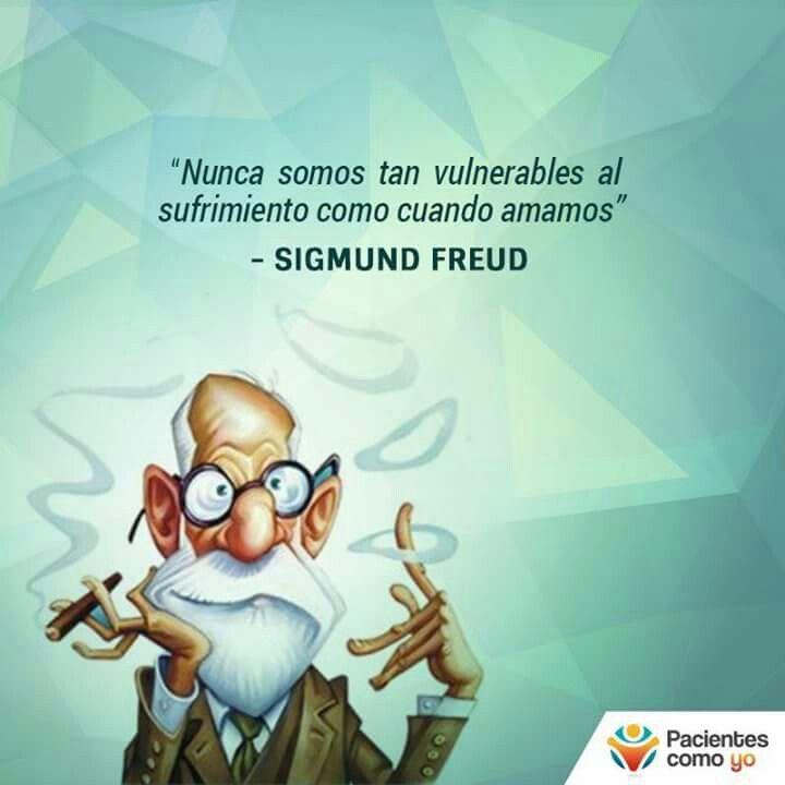 Sigmundo Freud.