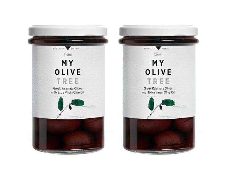 My Olive Tree   Kalamata Olives   AHAlife