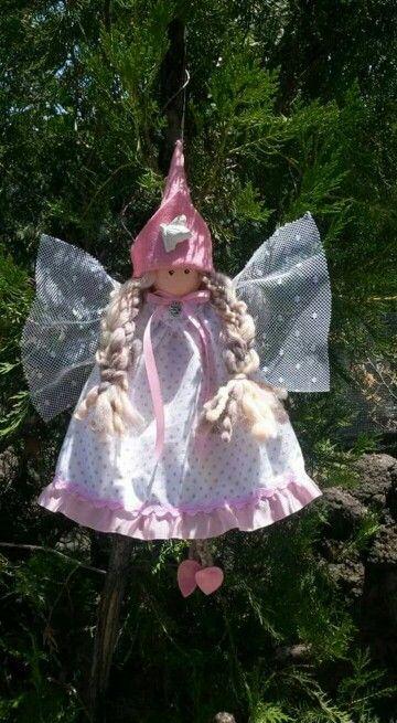 Fatina Mya in rosa