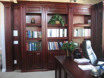 Главная Офисы традиционный домашний офис