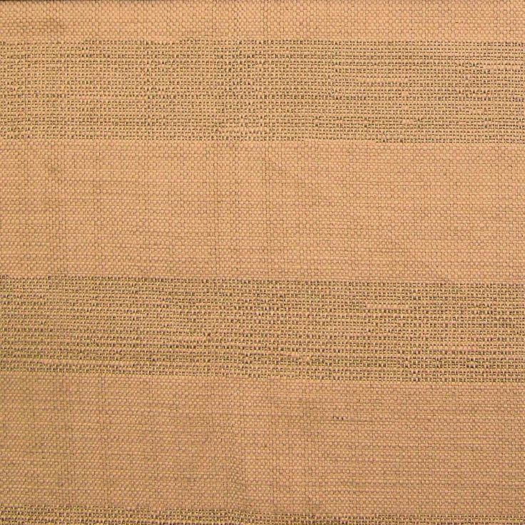 Ripset Clover Burlap Awning Stripe Upholstery Fabric