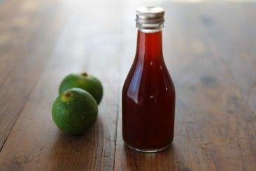 かぼすポン酢