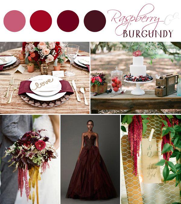 Best 25 Raspberry Wedding Color Ideas On Pinterest