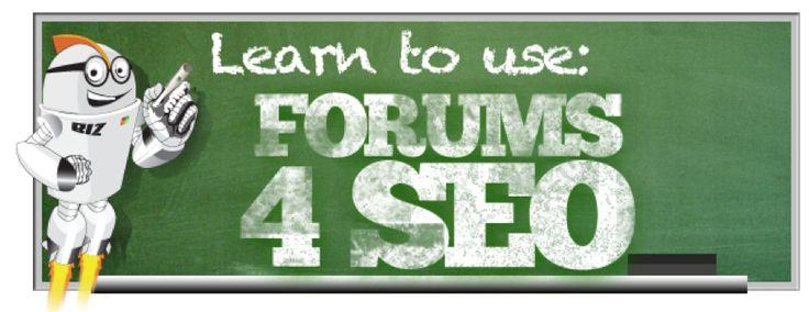 List Of High PR 50+ Dofollow Forum Posting Site