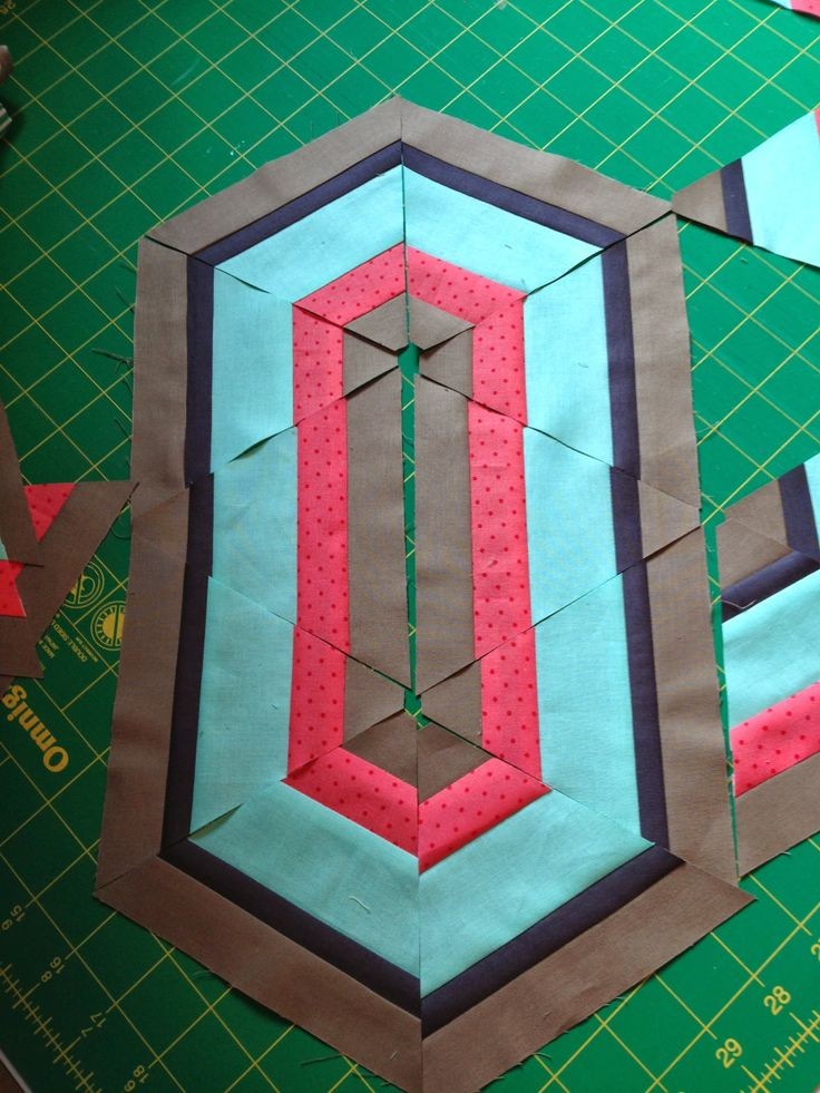 A Few Scraps 60 Degrees 60degree Triangle Quilts
