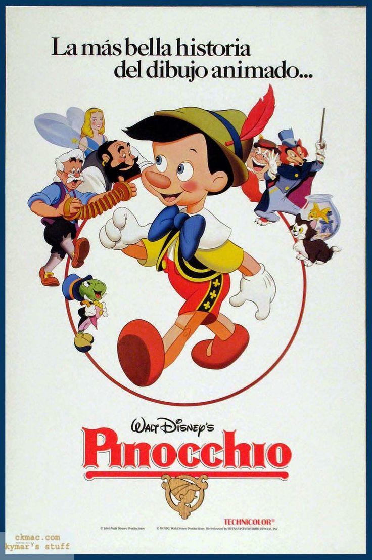 Pinocchio   Pop Culture.