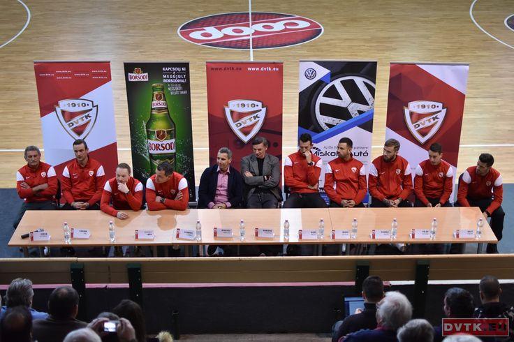 Szurkolói találkozót tartott a DVTK a 2017-es tavaszi rajt előtt