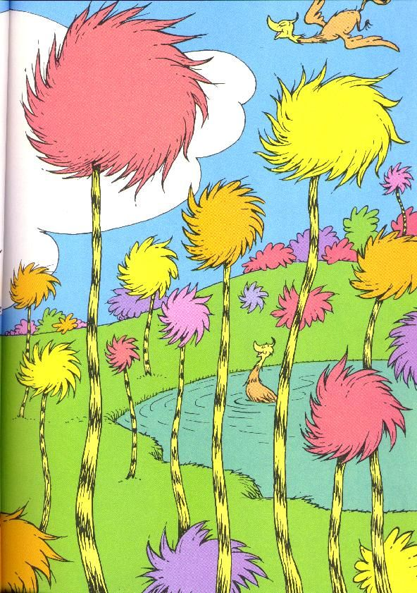 117586240246643924 on Dr Seuss Book Illustrations