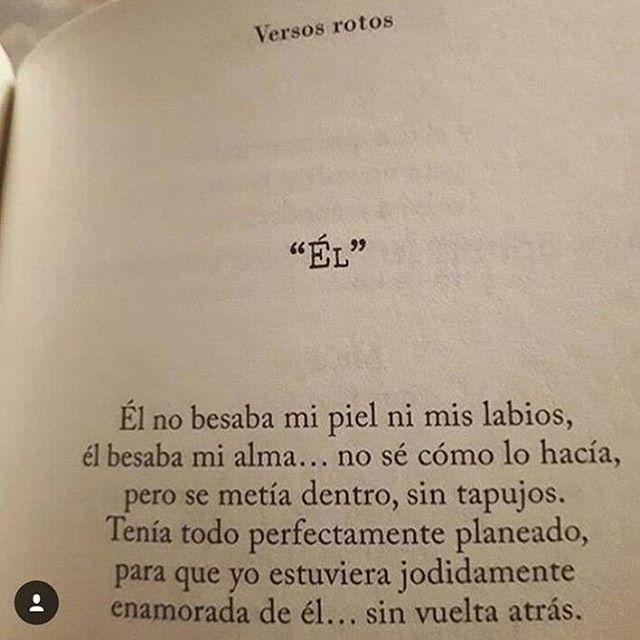 Solo Con Las Palabras En Instagram Soloconlaspalabras
