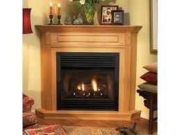 Image result for gas fire place mantel