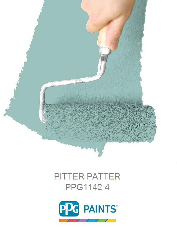 Fresh Sea Sprite Paint Color