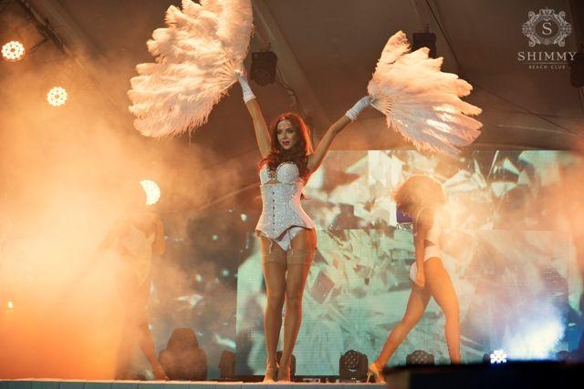 NYE Extravaganza at Shimmy Beach Club 2014 @ShimmyBeach