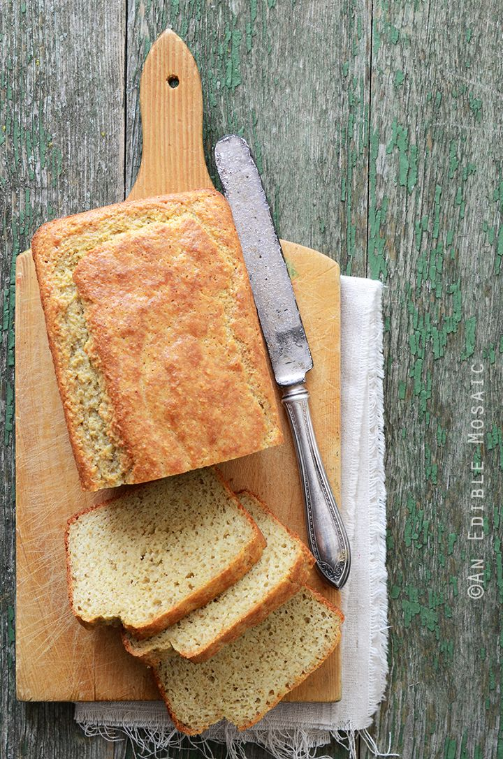 Best Paleo Sandwich Bread Recipe #baking #grainfree #glutenfree