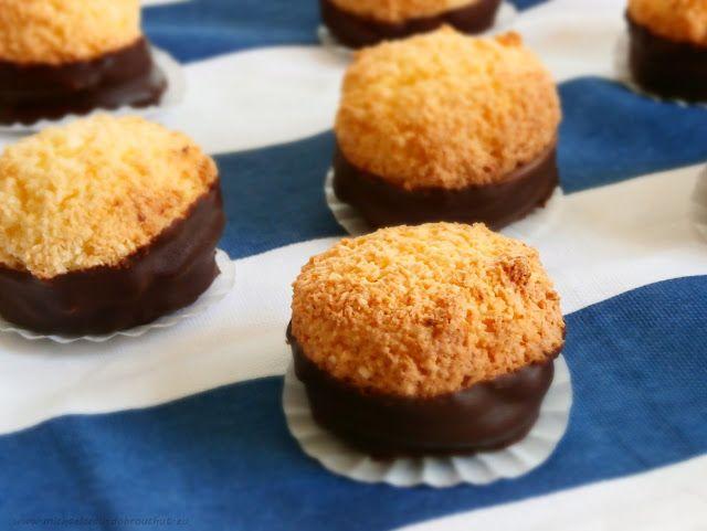 Dobrou chuť: Kokosky s krémem