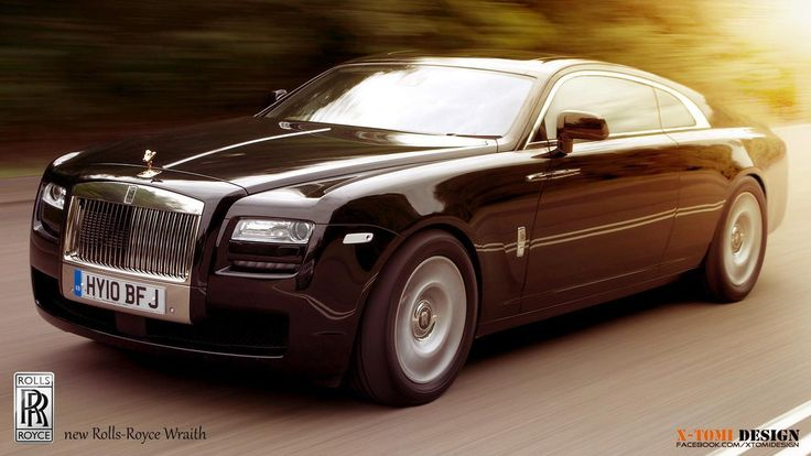 New Rolls Royce Wraith Behind The Wheel | (VIDEO)