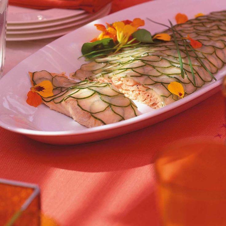 Résultats de recherche d'images pour «saumon froid gelee»