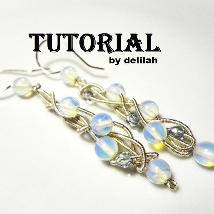 44 best wire wrap jewelry tutorials images on Pinterest | Wire ...