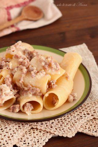 Ottima la pasta alla norcina, da mangiare anche in estate!!