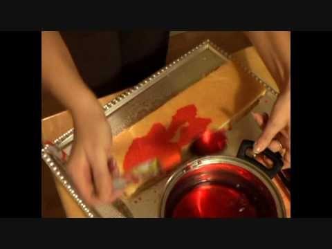 Domáci punčový rez - YouTube