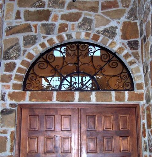 18 Best Images About Wrought Iron Windows Ideas! On Pinterest