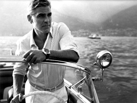 George Clooney Muscles George Clooney Men People